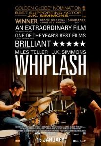 Whiplash - 2014 - tt2582802 - Poster